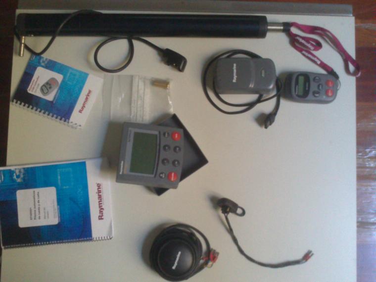 Power Tool Rental >> Piloto Automatico Raymarine ST4000 second-hand 56496 - iNautia