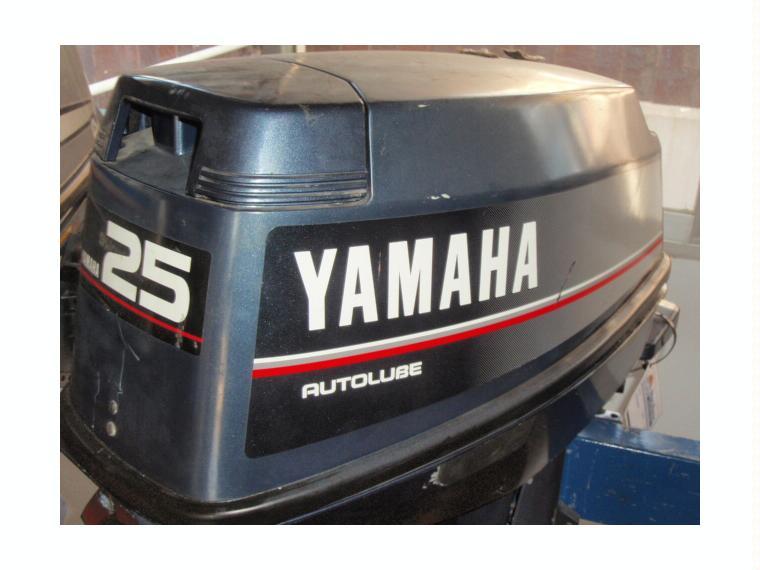 Tapa Motor Fueraborda Yamaha 25hp Autolube 25nmo Second
