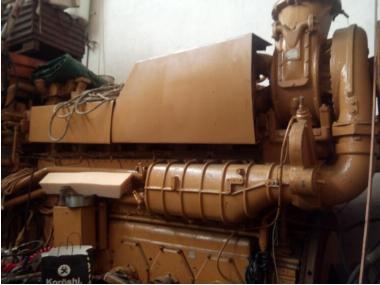 marine engine caterpillar 3606 of 2700 c.v Engines