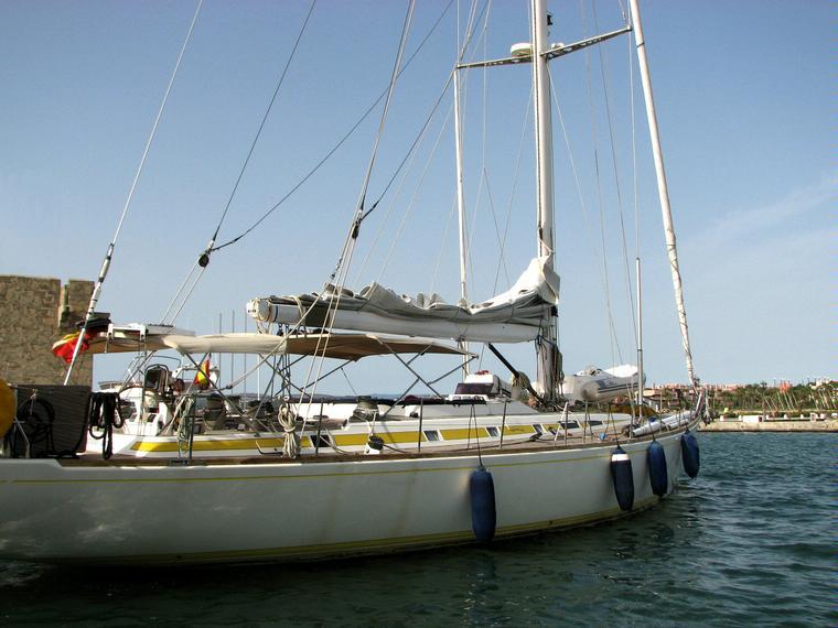 Swan 77 Sailing Monohull Charter & Trips in Almuñécar | GetMyBo