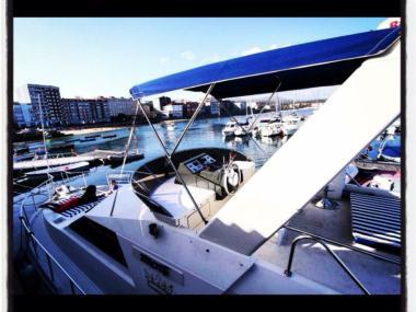 Barco alquiler Sanxenxo