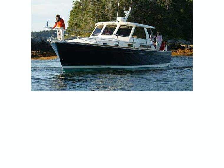 Boat Sabre 38 Express Motor Yacht Inautia