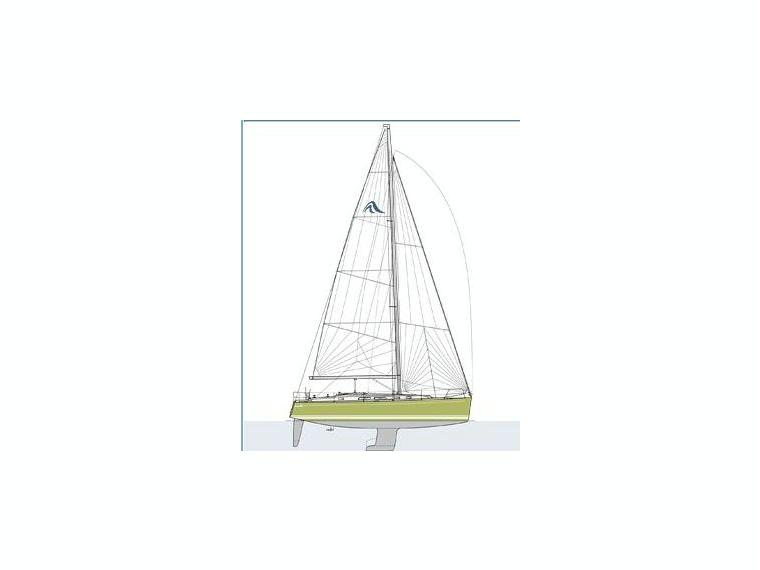 Hanse 400 Sailing cruiser