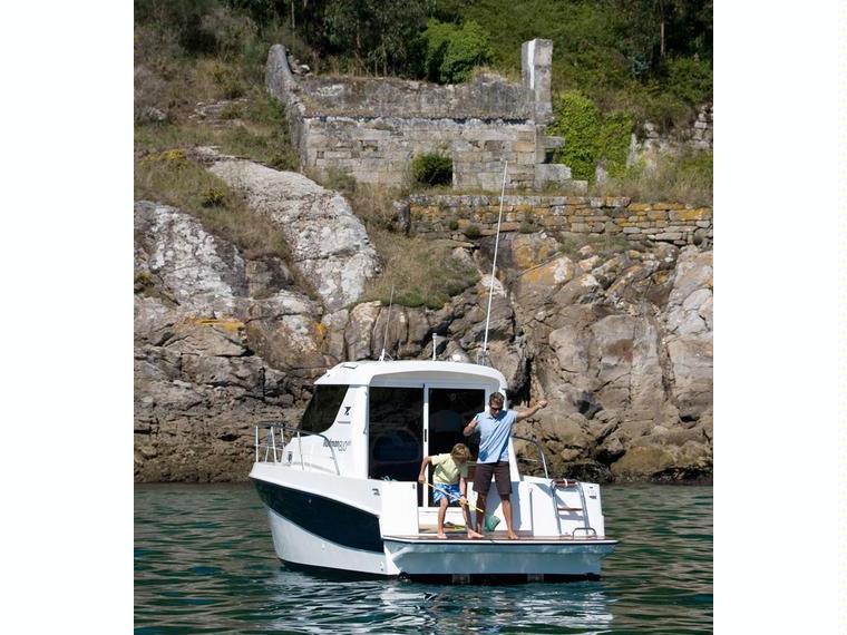 Rodman 810 Fisher&Cruiser Day fishing boat