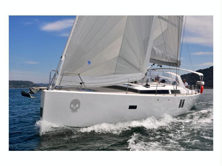 Hanse 495 Sailing cruiser