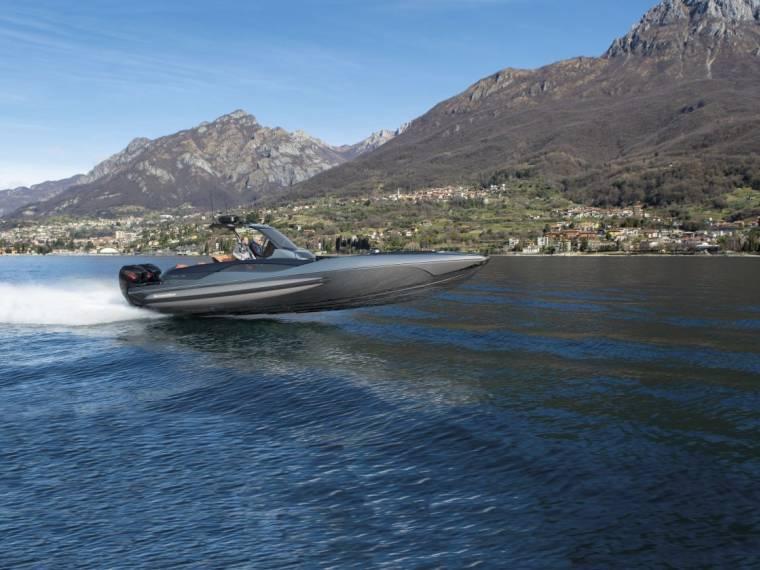 Sunseeker Hawk 38 Open boat