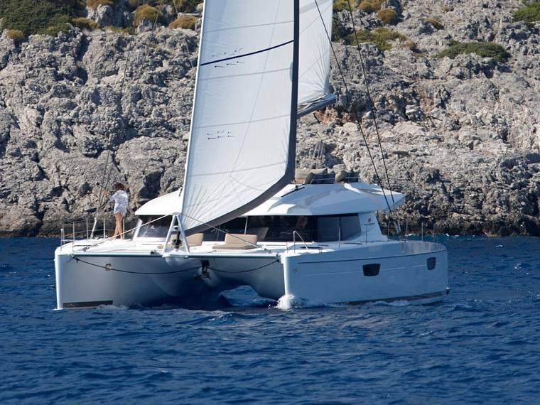 Fountaine Pajot Ipanema 58 Catamaran sailboat