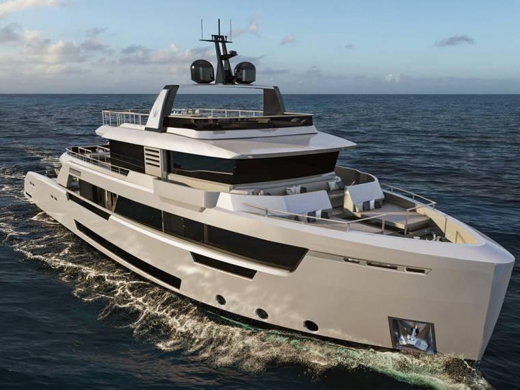 Ocean King Ducale 118 Motoryacht