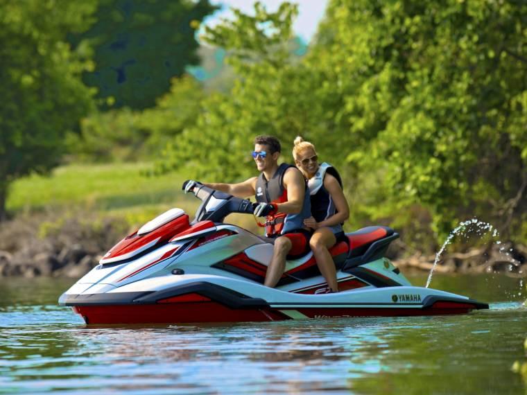 Boat Yamaha FX SVHO®   iNautia com - iNautia