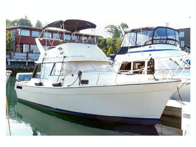 Boat Bayliner 3270 Explorer