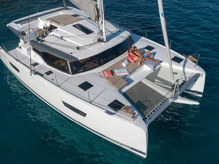 Fountaine Pajot Astréa 42 Catamaran sailboat