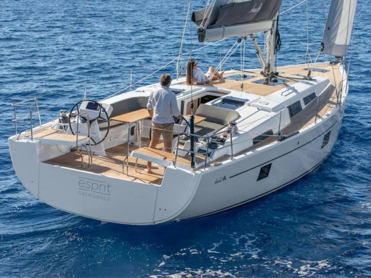 HANSE 508 Sail yacht