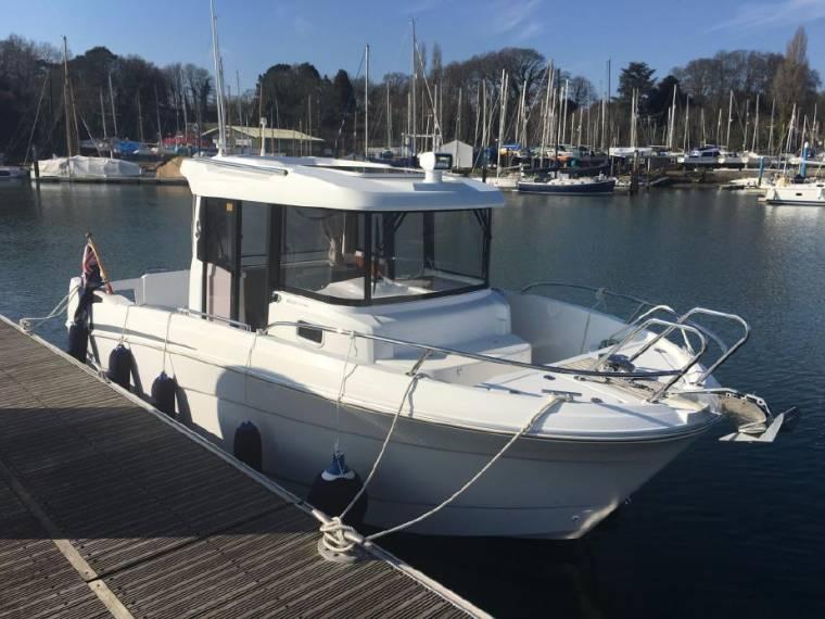 Boat beneteau barracuda 7 inautia for Barracuda fish for sale