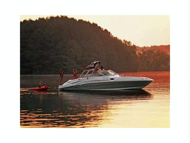Sea Ray SDX 270 Open boat