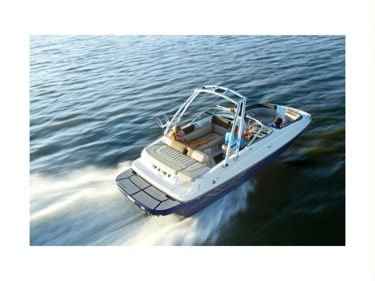Bayliner 195 Deck Boat Open boat