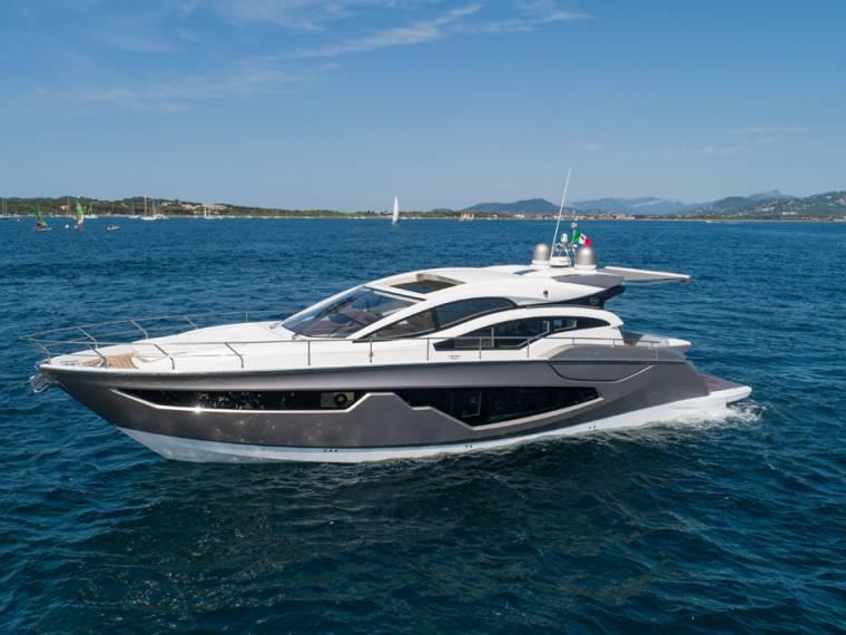 Sessa Marine C54 Speedboat