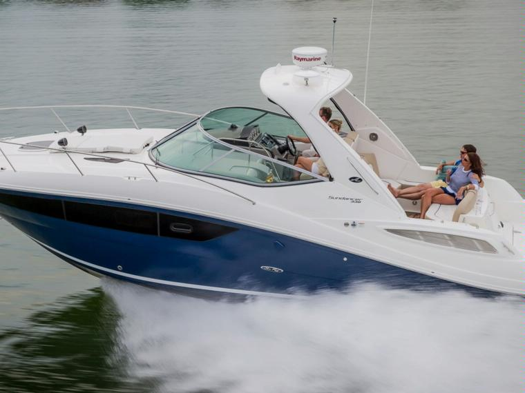 Sea Ray 330 Sundancer Speedboat