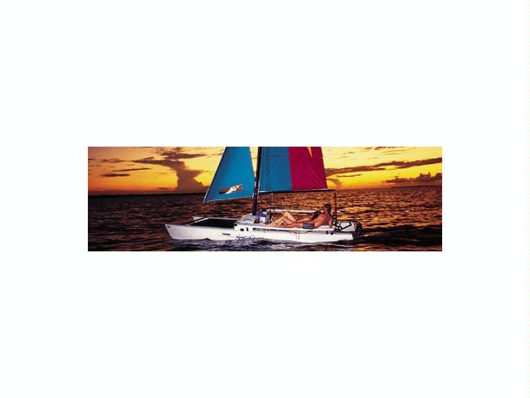 Boat HOBIE 21 Sport Cruiser | iNautia com - iNautia