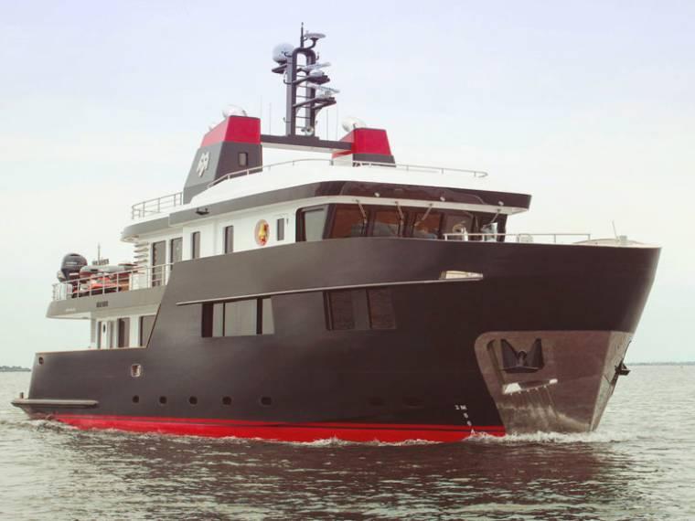 Ocean King Explorer Classic 100 Motoryacht
