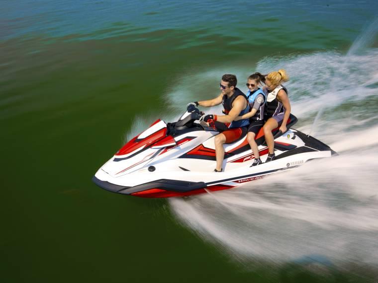 Boat Yamaha FX SVHO® | iNautia com - iNautia