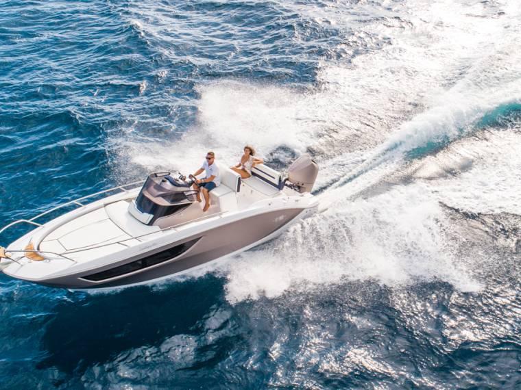 Sessa Marine KL 24 FB Speedboat