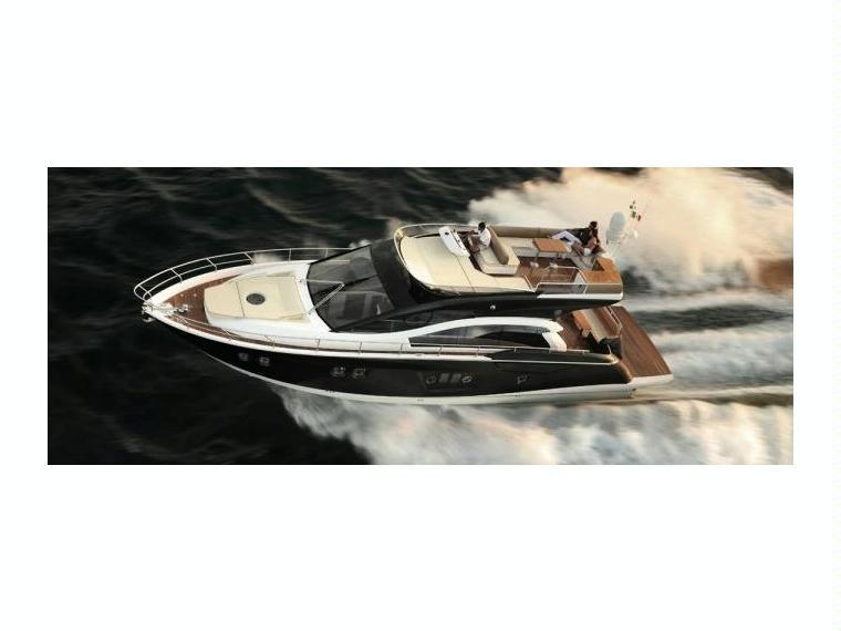 Sessa Marine Fly 54 Open boat