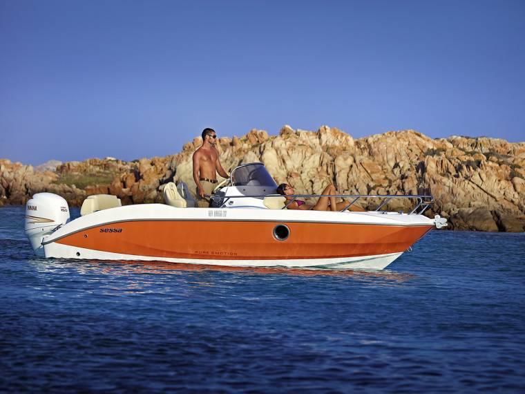 Sessa Marine KL 20 Speedboat