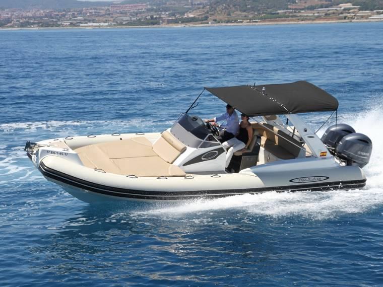 Maestrale 8.20 WA Rigid inflatable boat