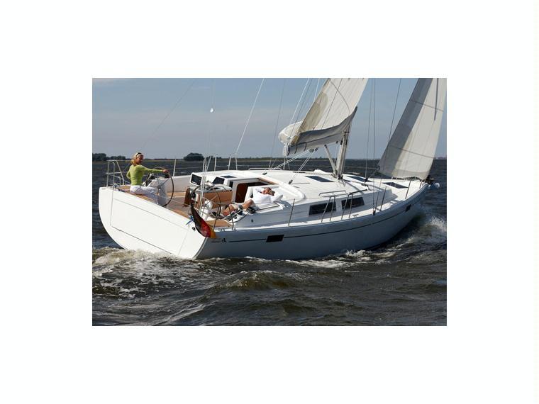 Hanse 385 Sailing cruiser