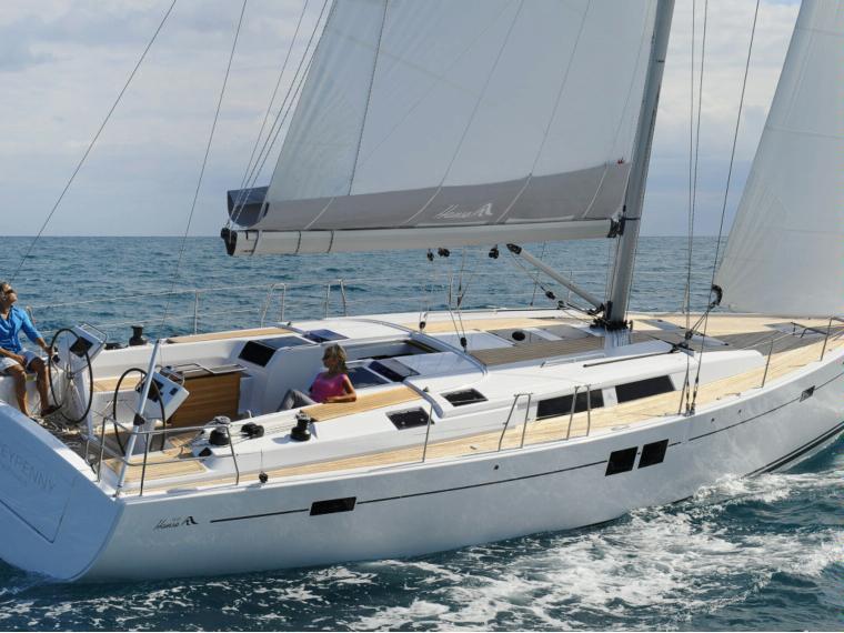 Hanse 505 Sailing cruiser