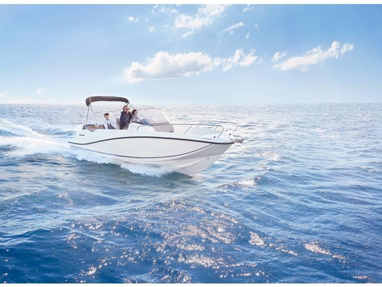 Quicksilver Activ 675 Open Open boat