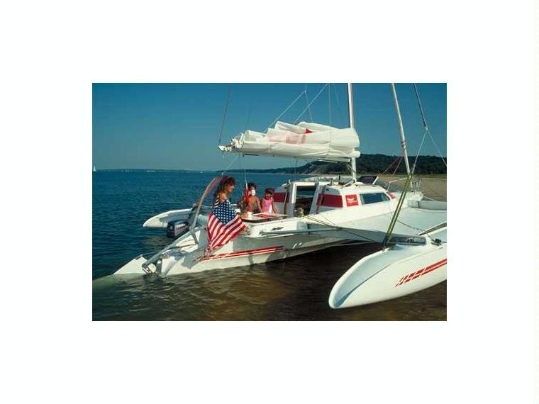 Boat DRAGONFLY 800 | iNautia com - iNautia