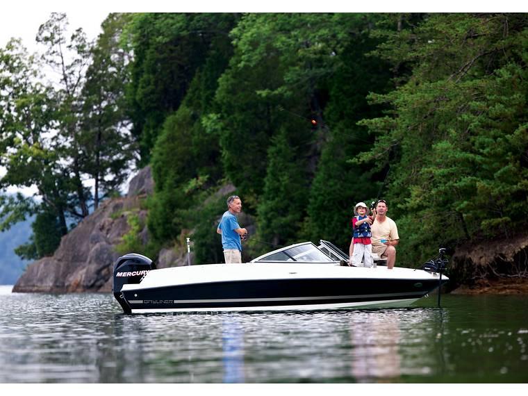 Bayliner 170 Bowrider Open boat