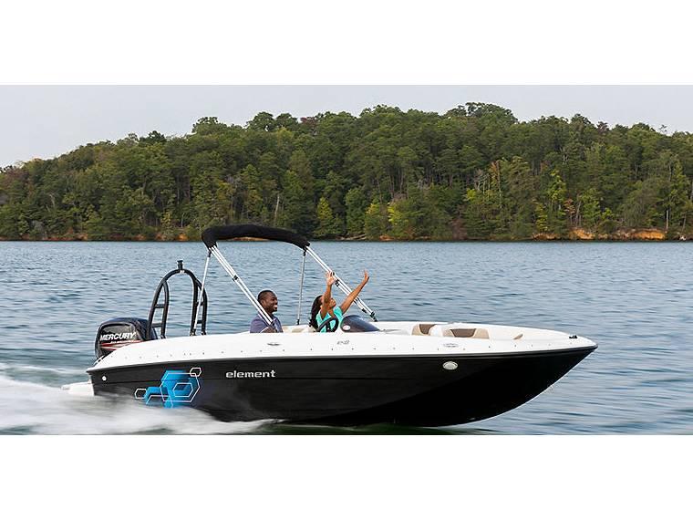 Bayliner Element E18 Open boat