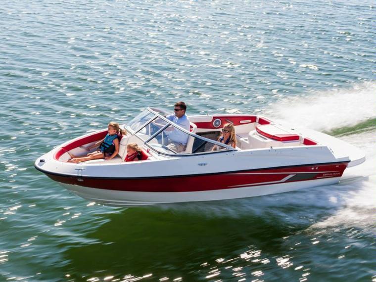 Bayliner 185 Bowrider Open boat