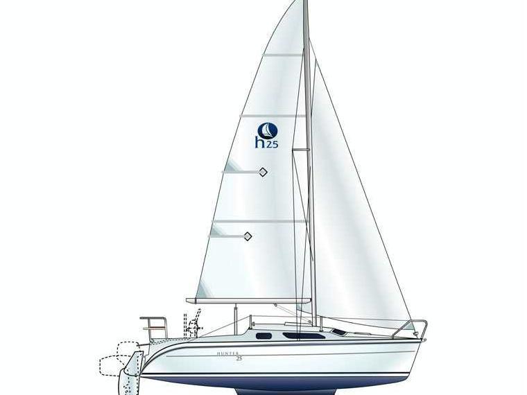 Boat Hunter 25 Pocket Cruisers   iNautia com - iNautia