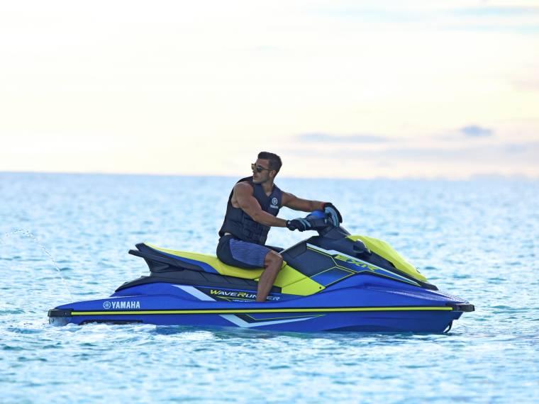 Yamaha EXR Jet ski