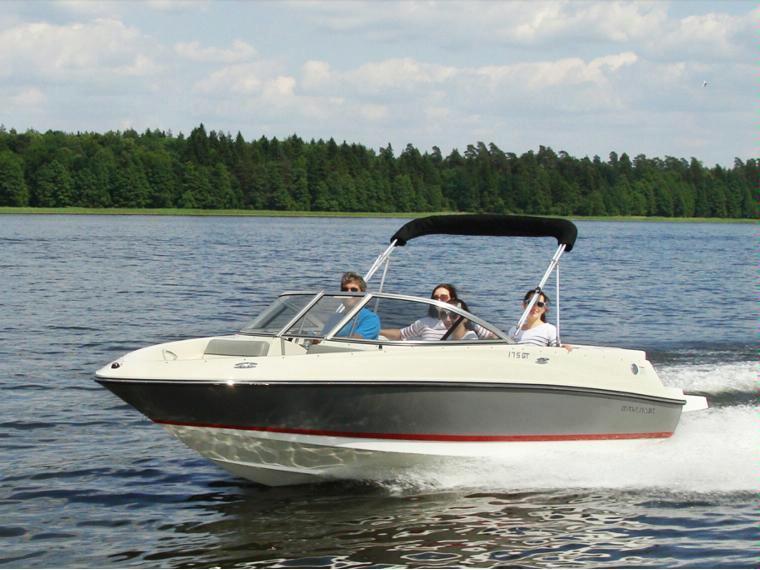 Bayliner 175 GT3 Bowrider Open boat
