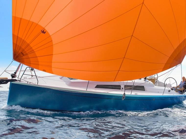 Hanse 315 Sailing cruiser