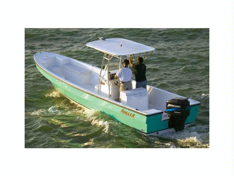 Boat angler panga 26 ob inautia for Angler fishing boat