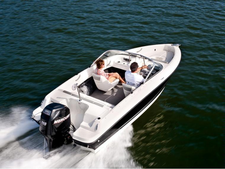 Bayliner 170 OB Bowrider Open boat