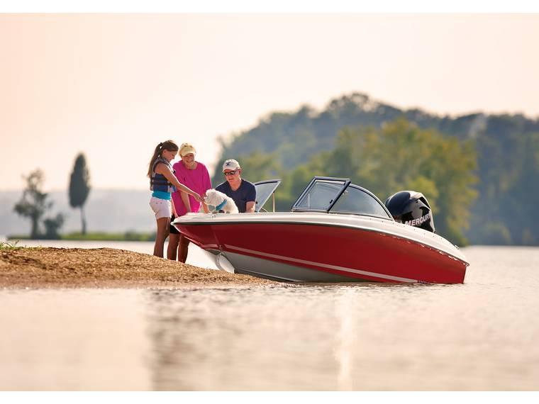Bayliner 160 Bowrider Open boat