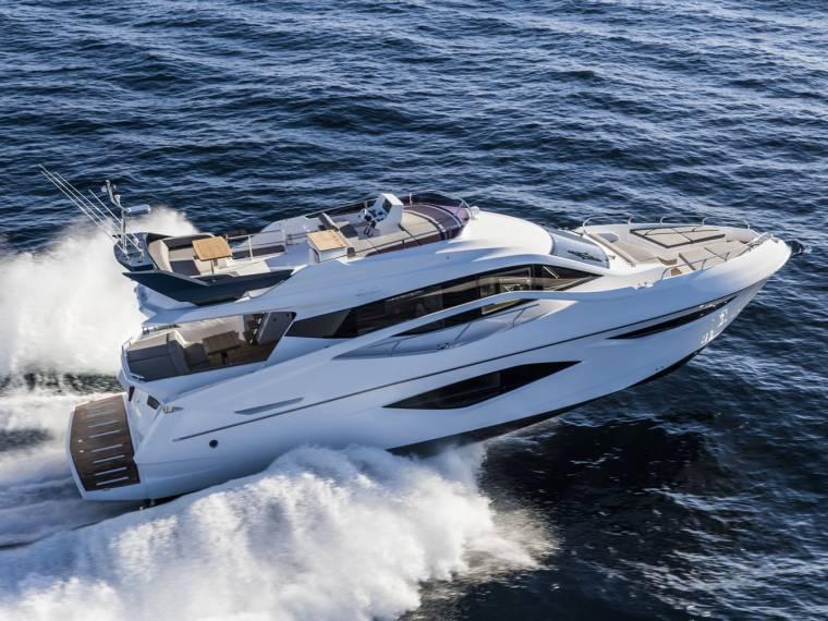Boat Numarine 62 Flybridge