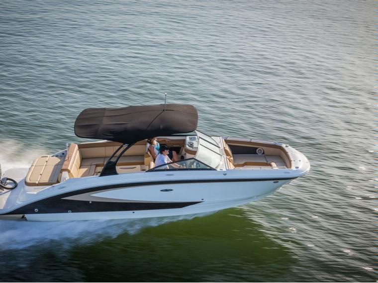 Boat Sea Ray SDX 270 OB | iNautia com - iNautia