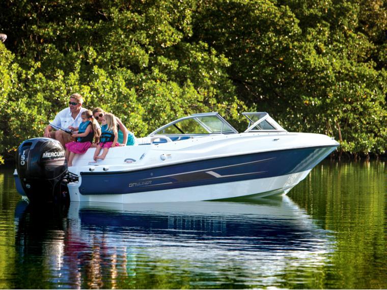 Bayliner 190 OB Bowrider Open boat