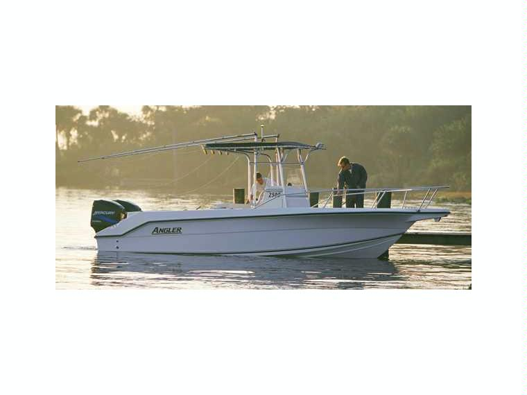 Boat angler 2500cc inautia for Angler fishing boat