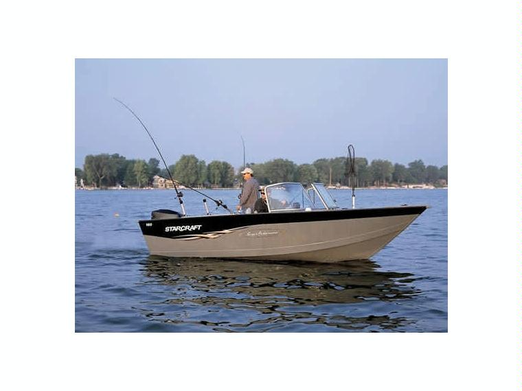 Boat starcraft super fisherman 210 inautia for Starcraft fishing boats