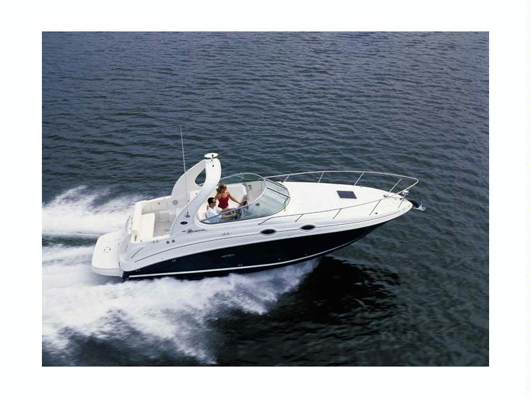 SEA RAY SUNDANCER 280 in Finistère | Open boats used 56576