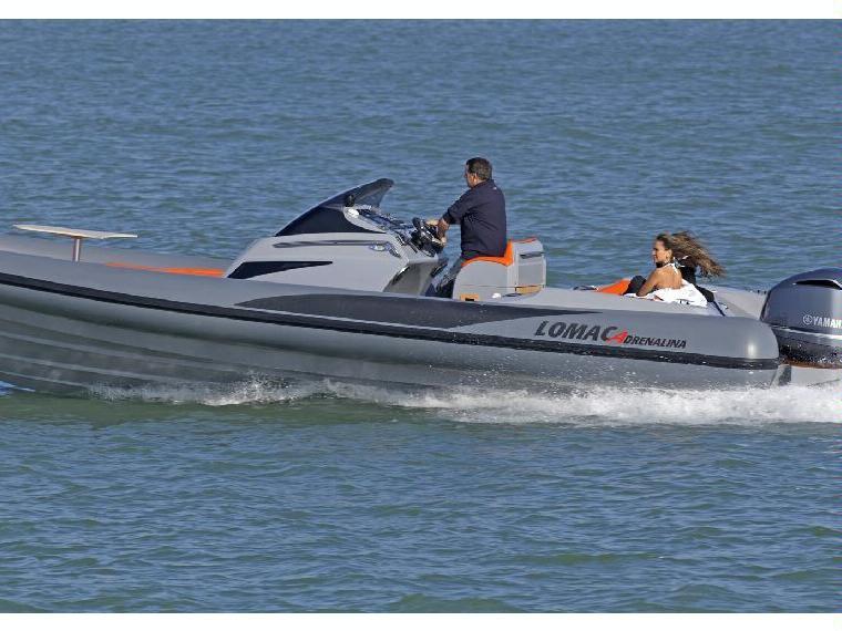 Lomac Adrenalina 9.5 Rigid inflatable boat