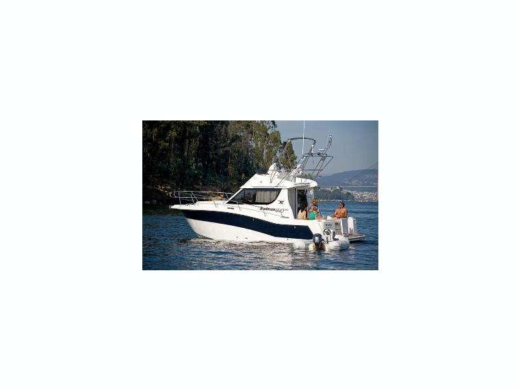 Rodman 940 Fisher&Cruiser Day fishing boat
